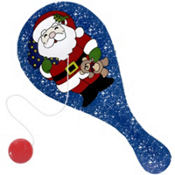 Holiday Paddle Ball