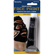 Black Face Paint 1oz