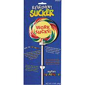 Happy Retirement Lollipop