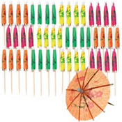 Parasol Party Picks 120ct