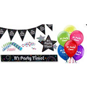Time To Party Decorating Kit
