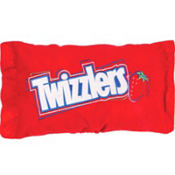 Twizzler Pillow