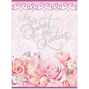 Sweet 16 Blossom Invitations 8ct