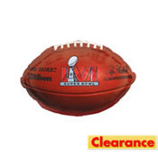 Foil Super Bowl XLVII Balloon 18in