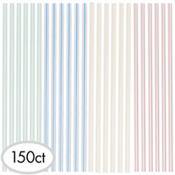Plastic Straw Stirrers 150ct