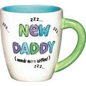 New Daddy Mug