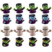 Monster Finger Puppets 18ct