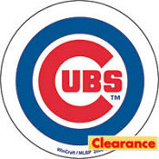 Chicago Cubs Magnet 4in