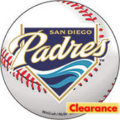 San Diego Padres Magnet 4in