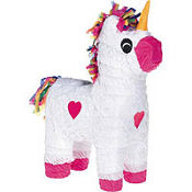 Unicorn Pinata 18in