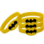 Batman Wristbands 4ct