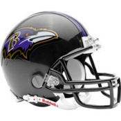Baltimore Ravens Mini Helmet