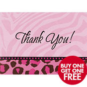 Fashion Forward Thank You Notes 20ct