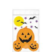 Ziplock Halloween Favor Bags 12ct