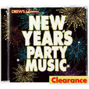 New Years Bash Music CD