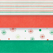 Whimsical Christmas Tissue Paper 30ct