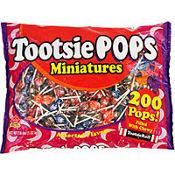 Mini Tootsie Pops 200ct