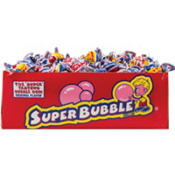 Super Bubble Bubble Gum 340ct