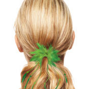 St. Patricks Day Diva Hair Twist 18in