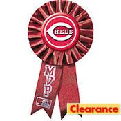 Cincinnati Reds Award Ribbon