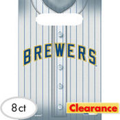 Milwaukee Brewers Loot Bags 8ct