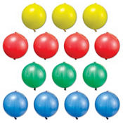 Punch Balloons Mega Value Pack 16ct