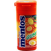 Tropical Mentos Gum