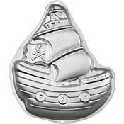 Pirate Ship Cake Pan 13in