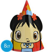 Ni Hao Kai Lan Party Hat 8ct