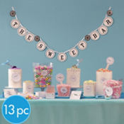 Candy Buffet Decoration Kit 13pc