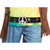 Hippie Peace Belt