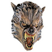 Child Werewolf Mask