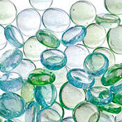 Green Teal Gem Scatter 18oz