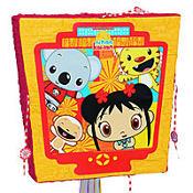 Pull String Ni Hao Kai Lan Pinata