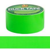 Lime Green Duck Tape
