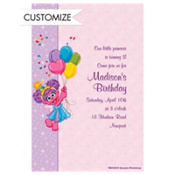 Abby Cadabby Custom Birthday Invitation