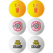 Birthday Beer Pong Balls
