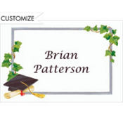 Grad Cap & Ivy Custom Thank You Notes