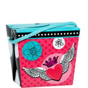 Rocker Girl Favor Box