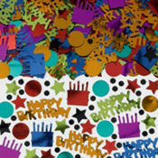 Dots & Stripes Confetti 2.5oz