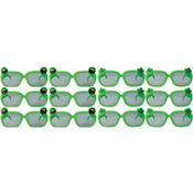 St. Patricks Day Glasses 12ct<span class=messagesale><br><b>42¢ per piece!</b></br></span>