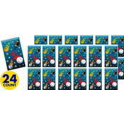 Boy Notepad 24ct