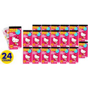 Hello Kitty Sticker Books 24ct