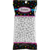 White Chocolate Sixlets 450pc