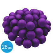 Dark Purple Gumballs 8oz