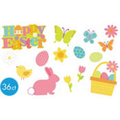 Easter Cutouts 36ct