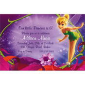 Magical Tink Custom Invitation