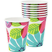 Day in Paradise Cups 8ct