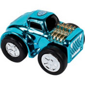 Pull Back Monsters Metal Mini Hot Rod