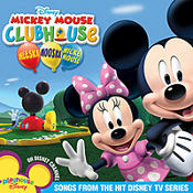 Mickey Mouse Clubhouse Meeska Mooska Mickey Mouse CD